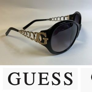 Guess Sunglasses with rhinestones